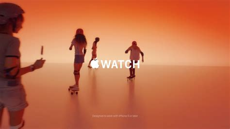 new year apple ad apple skate commercial