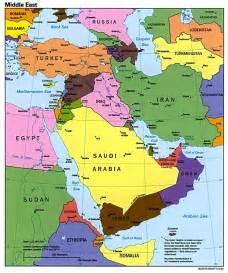 middle east map no names orta doğu haritası ve uydu g 246 r 252 nt 252 leri