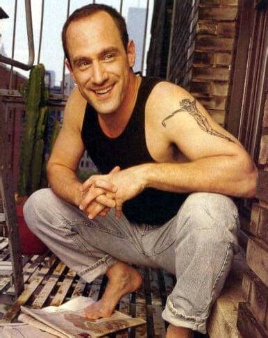 christopher meloni tattoo list inkedceleb
