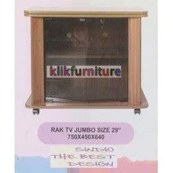 Rak Tv King pusat furniture termurah terlengkap terbesar klikfurniture