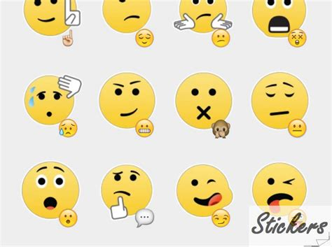 emoji di bbm the gallery for gt iphone emoji faces png