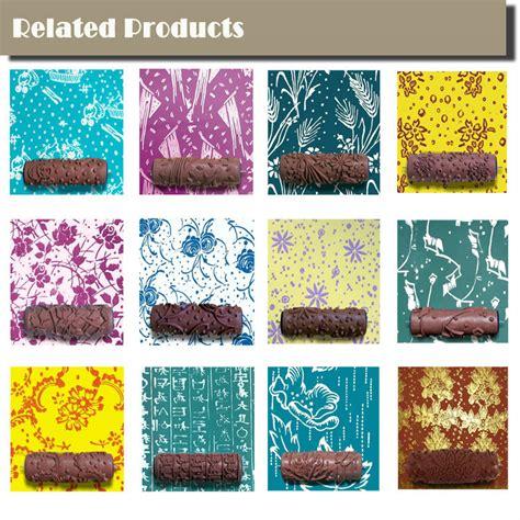 pattern paint roller jakarta gr 05 rubber soft pattern paint roller buy pattern paint