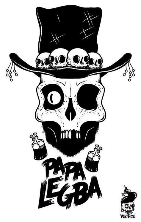 good voodoo tattoo papa legba voodoo clothing panama papa legba voodoo