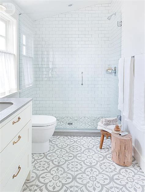 cement tile bathroom better homes and gardens style spotters decorating blog