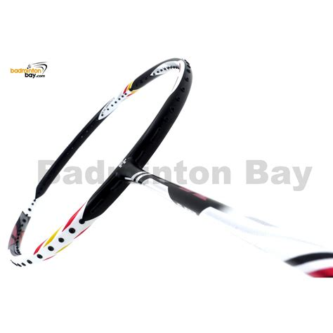 Raket Yonex Duora Strike Grade Ori fleet duo speed white badminton racket 3u