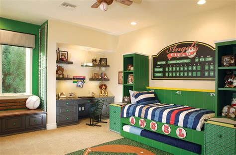 fun sports themed bedroom ideas home