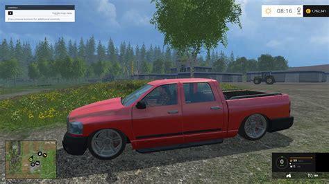 drift pickup car  farming simulator   mod