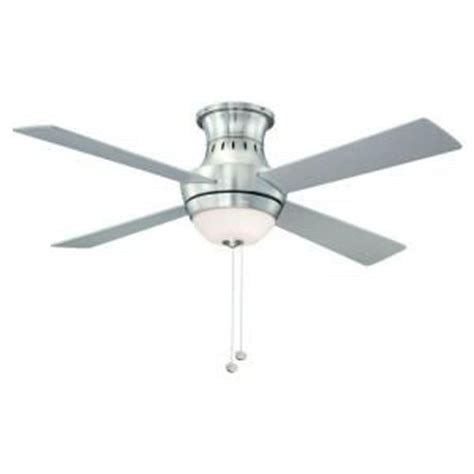 Home Depot Ceiling Lights Sale Hton Bay Wentworth 52 In Brushed Nickel Ceiling Fan Models Brushed Nickel And Tvs