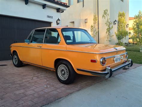 Bmw Orange by Colorado Orange Bmw 2002 Tii E10 For Sale In Porter Ranch