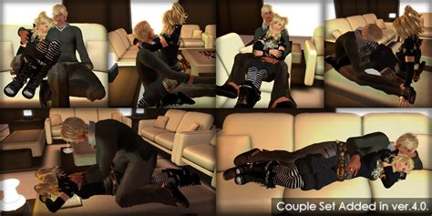 positions for the couch off brand furniture in second life living room set type