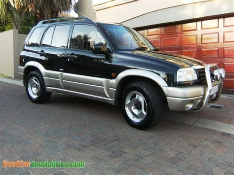 Suzuki Grand Vitara 2 5 V6 2001 Suzuki Grand Vitara 2 5 V6 4x4 Used Car For Sale In
