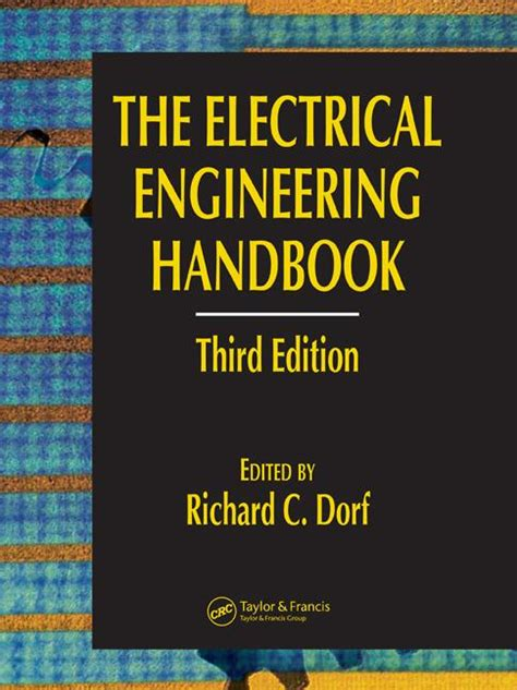 the nalco water handbook fourth edition books the electrical engineering handbook six volume set
