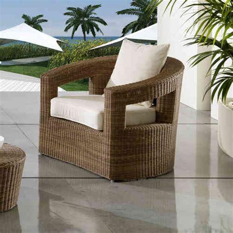 poltrone rattan sintetico divani e poltrone mobili per esterno prezzi etnico
