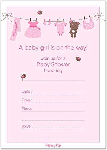 Baby Shower Email Invitations Uk by Seller Profile Papery Pop