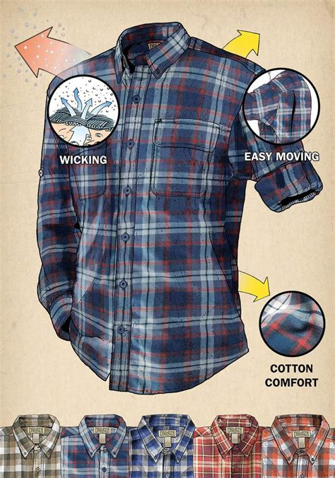 duluth trading free swinging flannel 17 best ideas about trading company on pinterest
