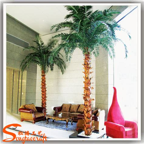 indoor decorative trees for the home indoor decor fake faux tree decorative palm tree plants