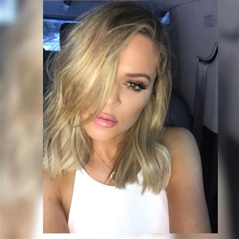 how to get khloe kardashian hair khloe kardashian s new haircut proves the lob is back