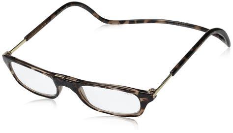 clic magnetic reading glasses fontana sports