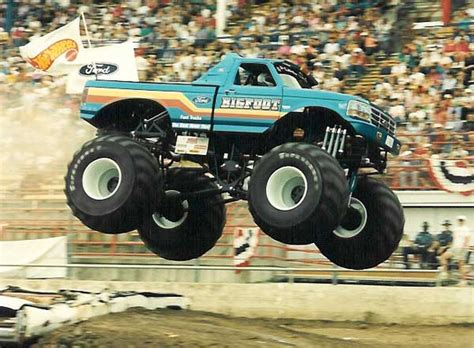 the first bigfoot monster truck where are they now andy brass 171 bigfoot 4 215 4 inc