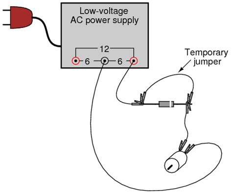 function of resistor in wave rectifier lessons in electric circuits volume vi experiments chapter 5