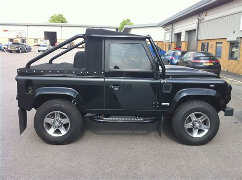 range rover truck conversion tonneau conversion for land rover defender svx convertible