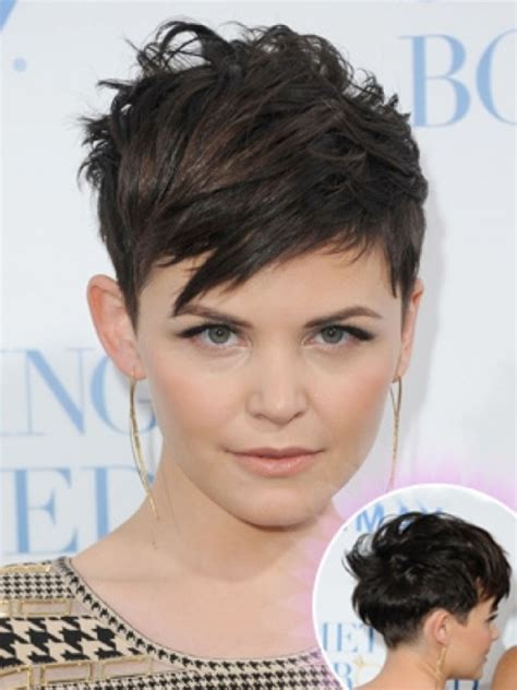 side and front view short pixie haircuts front and side view of pixie cut hair pinterest