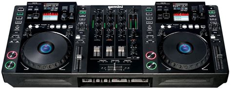 best dj console gemini cdmp 7000 controller review best dj turntables