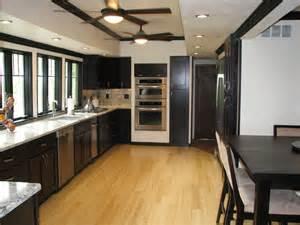 Kitchen Floor Ideas With Dark Cabinets highly customizable tile kitchen floor ideas model home