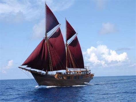 wooden boats for sale indonesia phinisi sailing boat buginese of south sulawesi phinisi