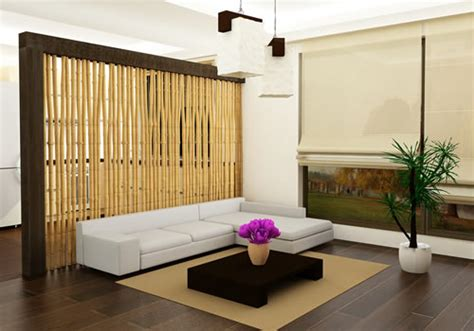 Bamboo House Interior Design by 6 Bamboo Interior Designs