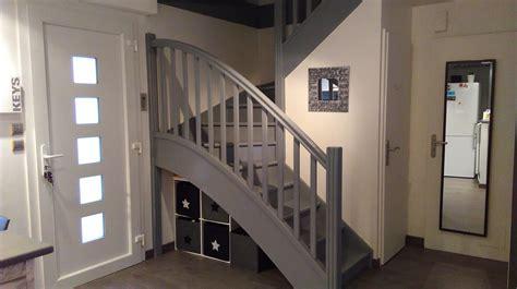 Escalier Peint En Gris by Escalier Repeint En Gris Photo 12 13 3528934