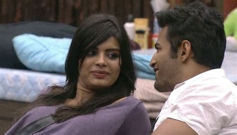 images of love in bigg boss top love affairs in bigg boss television news