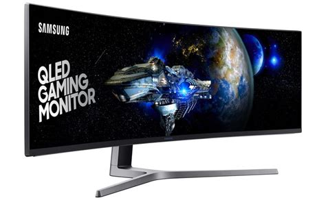 samsung chg90 49 inch curved qled monitor launched in india price specifications