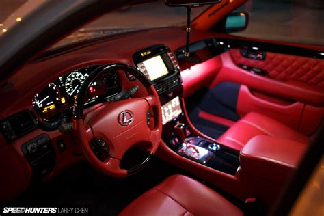 vip lexus ls430 interior the homemade vip hero speedhunters
