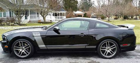 Laguna Seca Original Amelia Black 2013 mustang 302 laguna seca only 644 all