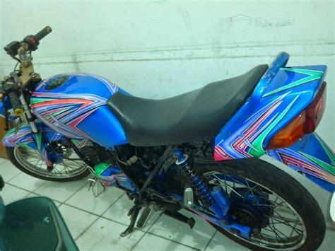 Yamaha Rxz Thn 1994 yamaha rxz thn 1994 jual motor yamaha jakarta utara