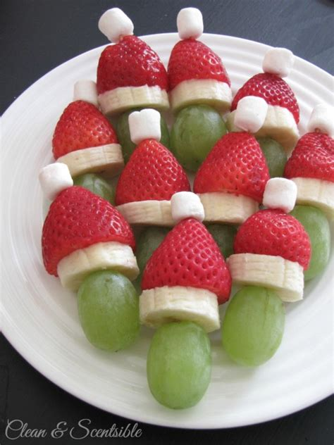 healthy kid friendly holiday snacks growing chefs