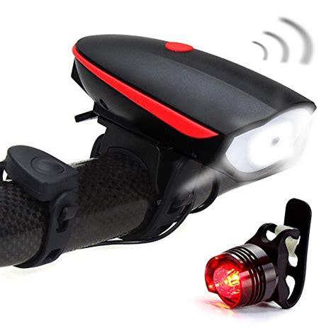 brightest rear bike light fineed bike iight horn bike lights front and rear super