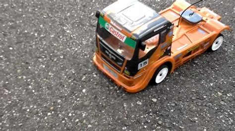 truck rc racing rc honderdland racing hpi with racing truck