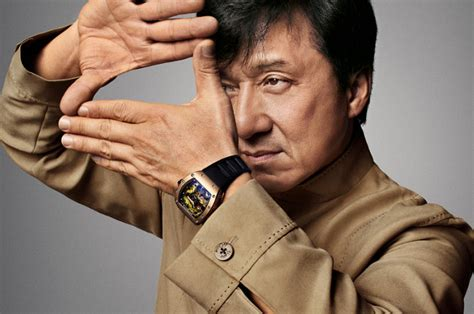 Jam Tangan Richard Mille Jackie Chan richard mille rm 57 01 and jackie chan