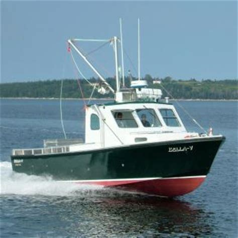 parts of a lobster boat waterjet propulsion innovation reliability global