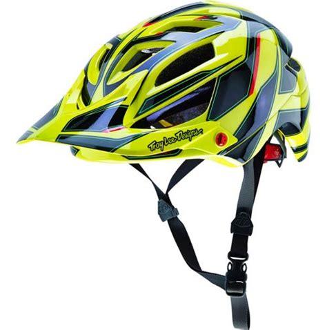 troy lee design helm a1 troy lee designs a1 helmet reflex yellow 2016 chain