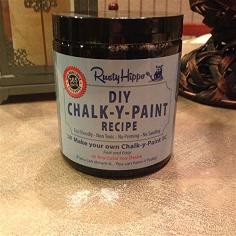 Diy Chalk Paint Powder Make Your Own Chalk Paint In Any
