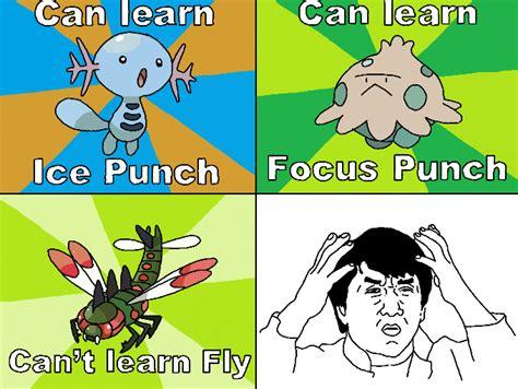 Hilarious Pokemon Memes - pokemon logic