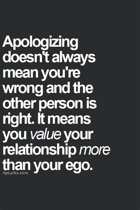 Apology Letter Quotes Apologizing Quotes On Sorry Quotes I M Sorry Quotes And Quotes