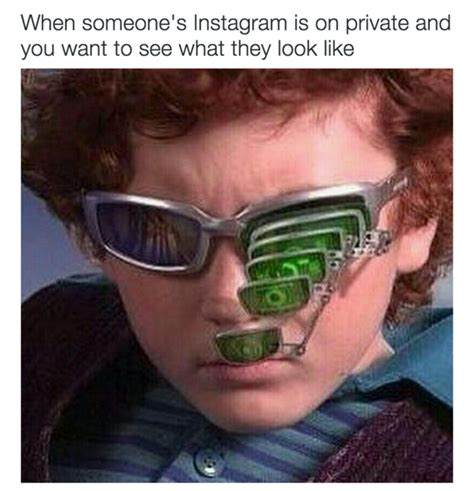 Glasses Meme - instagram complaint spy kids 2 glasses know your meme