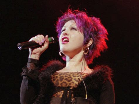 cyndi lauper quot girls just want to have fun quot cyndi lauper pictures