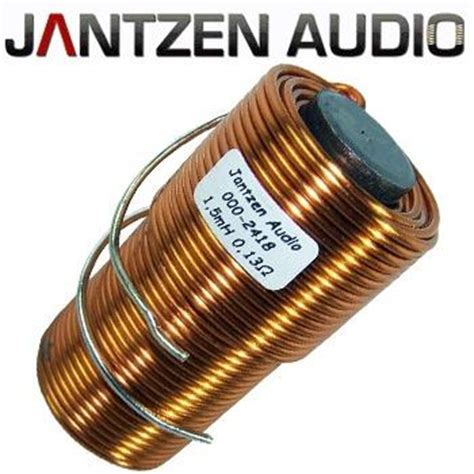 iron inductor coil jantzen iron coils hifi collective
