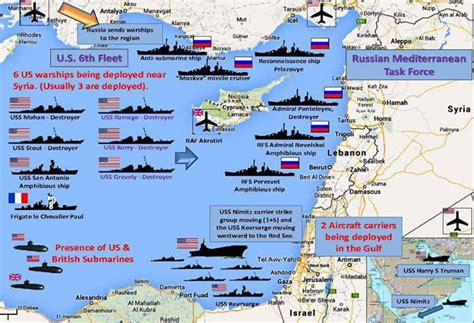 mapping naval warfare a russia is deploying the largest naval force since the cold war for syria nato diplomat zero hedge