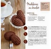 Madeleines Au Chocolat  Tupperware 228